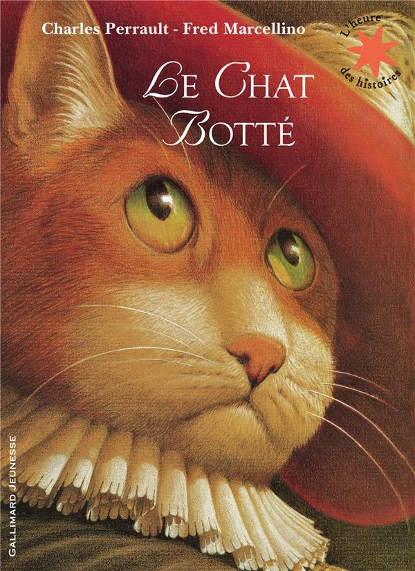 LE CHAT BOTTE PERRAULT CHARLE GALLIMARD